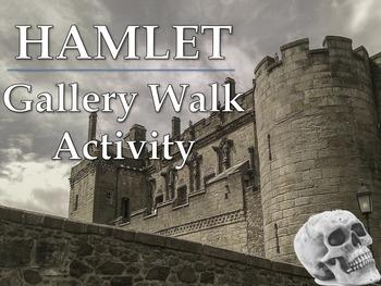 Hamlet Gallery Walk: Writing and Image Analysis Activity
