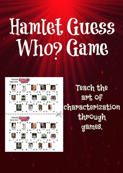 Hamlet Guess Who? Game
