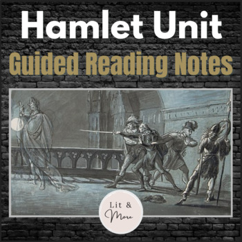 Hamlet Guided Reading Notes
