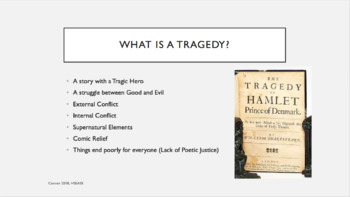 Hamlet Introduction PPT