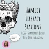Hamlet Literacy Stations Common Core