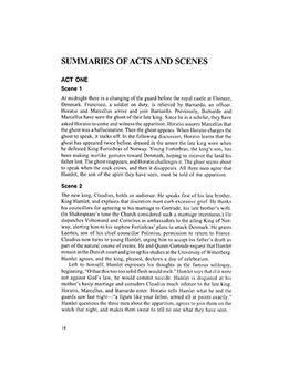 Hamlet Manual