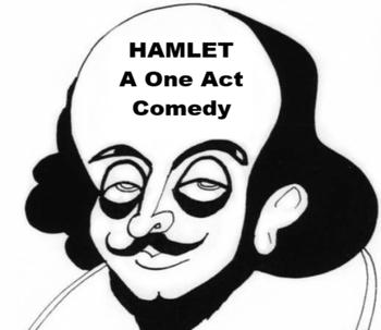 Hamlet - One Act Comedy