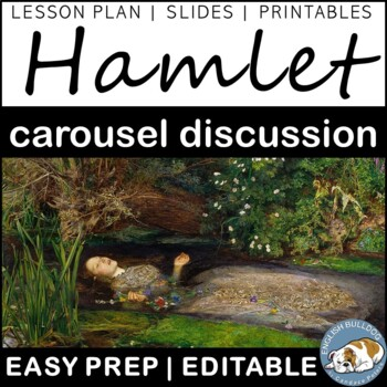 Hamlet Pre-reading Carousel Discussion