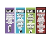 Hamlet Quote Bookmarks
