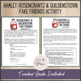 Hamlet Rosencrantz and Guildenstern Activity