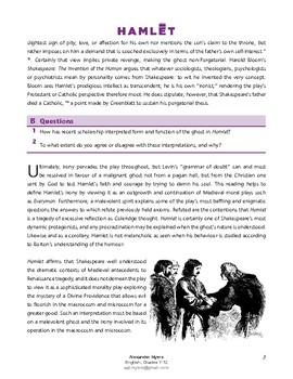 Hamlet (Shakespeare) - Act 1, Scene 5 - The Ghost