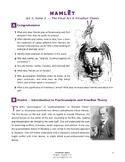 Hamlet (Shakespeare) - Act 4 Psychoanalysis (Freudian Theory)