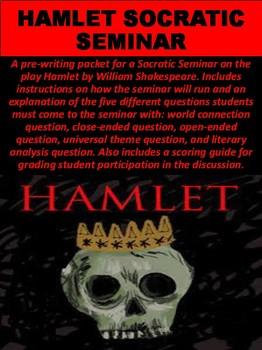 Hamlet Socratic Seminar