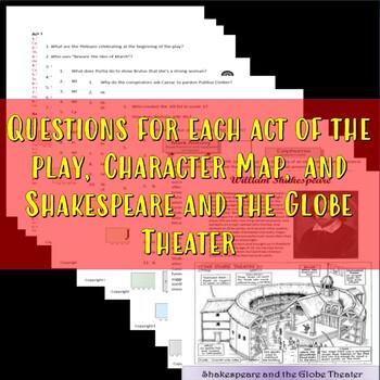 Hamlet Study Guide Flip Book