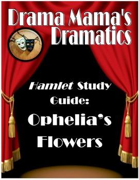 Hamlet Study Guide: Ophelia's Flowers