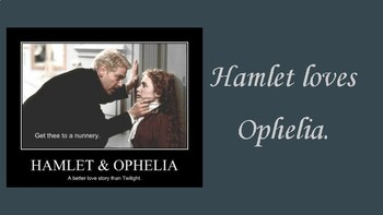 Hamlet- To Agree or Disagree