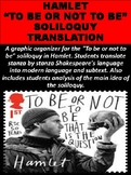 "Hamlet ""To Be Or Not To Be"" Soliloquy Translation"