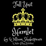 Hamlet Unit Plan with Passages, Handouts, Activities, Questions