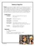 Hamlet Unit Plan/Activities