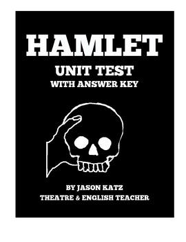 Hamlet Unit Test With Answer Key