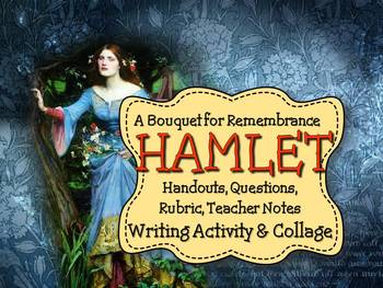 HAMLET: WRITING ACTIVITY, C... by Danielle Knight | Teachers Pay ...