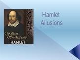Hamlet - allusions