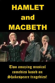 Hamlet and Macbeth - Two Musical Comedies