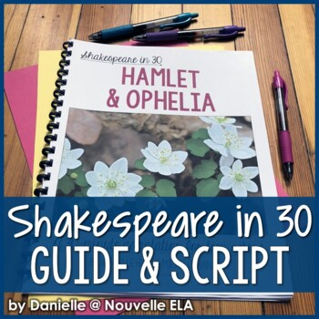 Hamlet (and Ophelia) - Shakespeare in 30
