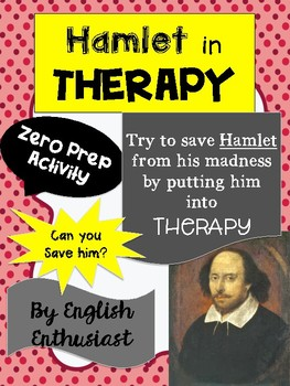 Hamlet in Therapy Activity