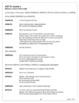 Hamlet - middle school script