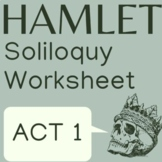 """Hamlet's """"too sullied flesh"""" Soliloquy in Act 1 ~ analysis"""