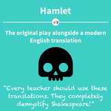 Hamlet: the Original Play Alongside a Modern English Translation