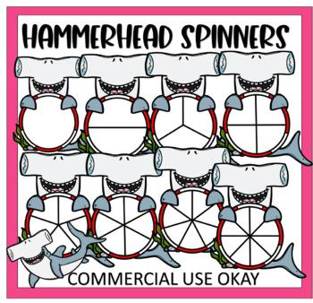 (super discount) Hammer Head Shark Spinners