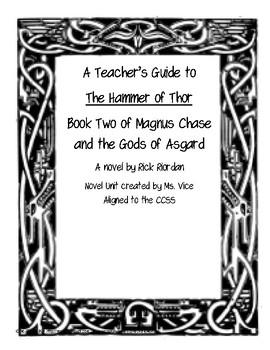 Hammer of Thor Novel Guide