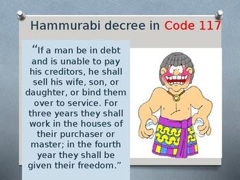 Hammurabi Code of Laws