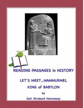 Hammurabi, King of Babylon: A Reading Passage!