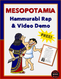 Hammurabi Rap & Video Demo
