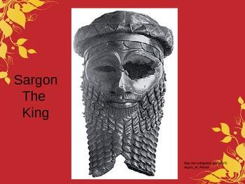 Hammurabi and Sargon Power Point