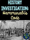 Hammurabi's Code History Investigation