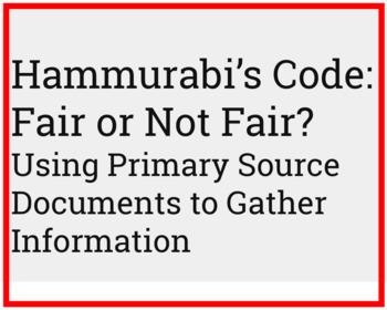 Hammurabi's Code Package