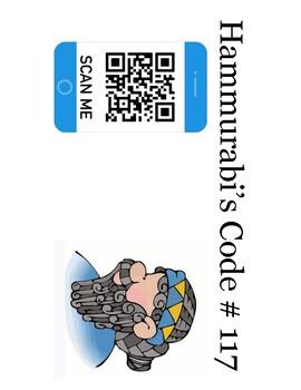 Hammurabi's Code QR Quest
