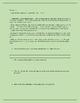 Hammurabi's Code; Stimulus Based Questions