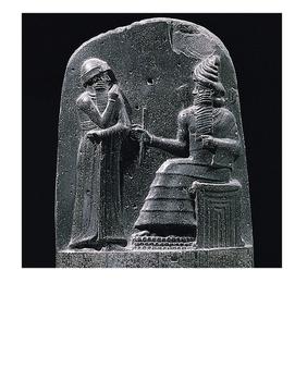 Hammurabi's Code in your Classroom