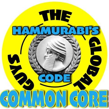 Hammurabi's Code Common Core Reading and Questions(Primary Source)