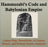Hammurabi's Code and the Babylonian Empire