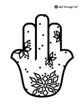 Hamsa Hand Designs
