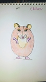 Hamster Drawing