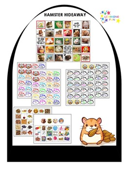 Hamster Hideaway Place Value Game