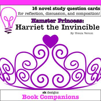 Hamster Princess: Harriet the Invincible Discussion Questi