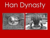 Han Dynasty Color Notes and PowerPoint