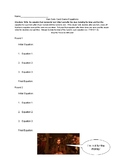Han Solo Card Game Worksheet