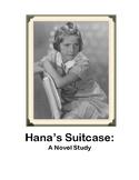 Hana's Suitcase Novel Study Package