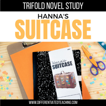 Hana's Suitcase: Exploring the Holocaust Foldable Novel Study Unit