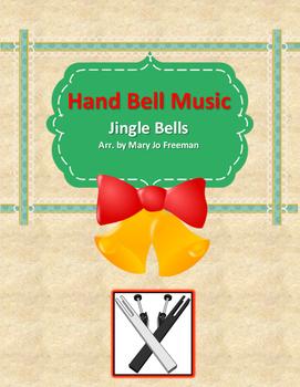 Hand Bell Music - Jingle Bells